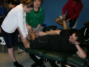 F.A.P. Seminars offer advanced instruction in soft tissue palpation and assessment
